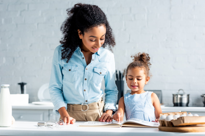 How to be a Better Parent by Reading to your Child
