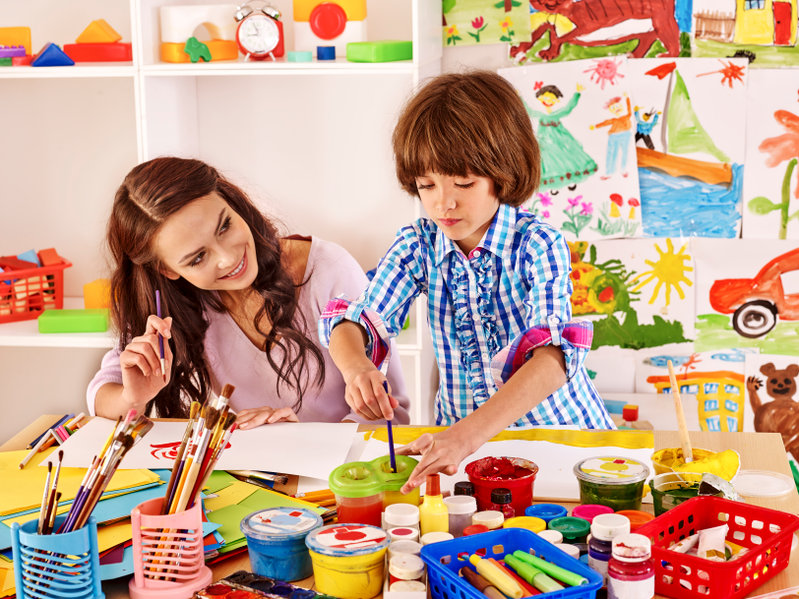 Build Your Child's Language Skills Throughout the Day